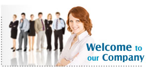 Welcome to our Company
